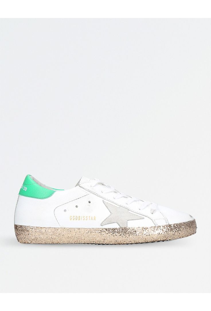 GOLDEN GOOSE - Superstar D53 leather trainers | Selfridges.com