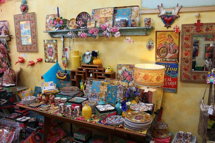 Chinese embroidery products at Gypsiana Leederville