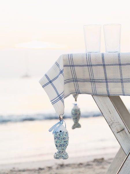 Ideas variadas para la casa de la playa que admiten utilizando otras telas que las puedas llevar a cabo para cualquiera otra ubicación. ...