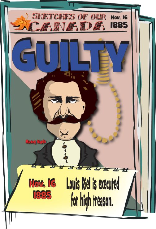 Canadian History for Kids: Louis Riel