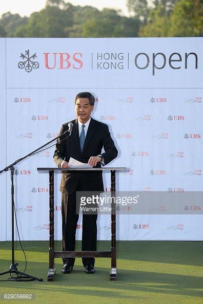 HONG KONG - DECEMBER 11: Cy Leung, Chieft Executive, Hong Kong... #episkopicy: HONG KONG - DECEMBER 11: Cy Leung, Chieft… #episkopicy