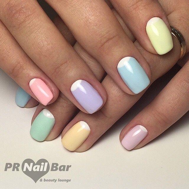 30 Cool Nail Art Ideas Get Inspired Nails Summer Nails Color