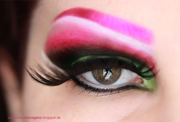 ! Miss von Xtravaganz !: Schminkaktion Drag Queen Makeup Olivia Jones