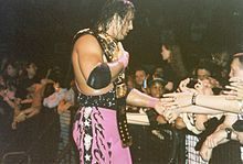 Bret Hart - Wikipedia, the free encyclopedia