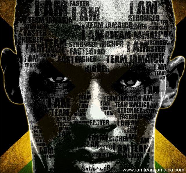 Usain Bolt the fastest man ever!