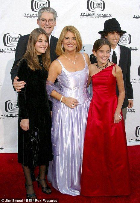 Lisa Whelchel (& Steven Cauble): Tucker Stephenson, Clancy Elizabeth & Haven Katherine Hill