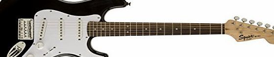 Fender Squier Mini Stratocaster Guitar, Black Fender Squier Mini Stratocaster Guitar - Red The Squier Mini guitar is the 3/4-size version (22.75 scale length) of the Squier Bullet® guitar, and makes an ideal travel (Barcode EAN = 1677900114299) http://www.comparestoreprices.co.uk/december-2016-week-1/fender-squier-mini-stratocaster-guitar-black.asp