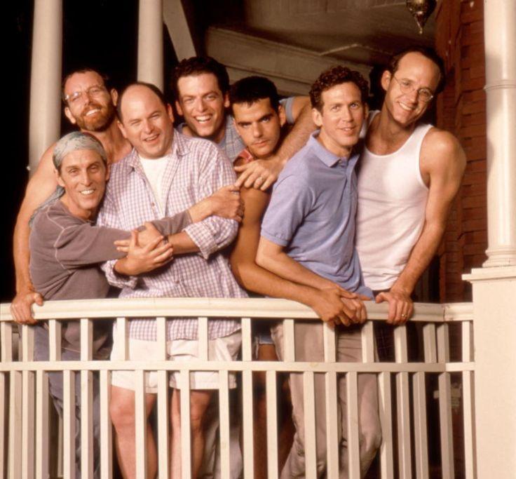 John Glover, Stephen Bogardus, Jason Alexander, Justin Kirk, Randy Becker, Stephen Spinella, John Benjamin | Essential Gay Themed Films To Watch, Love! Valour! Compassion! http://gay-themed-films.com/watch-love-valour-compassion/