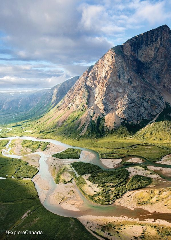 Torngat Mountaints National Park, Newfoundland and Labrador, Canada |
