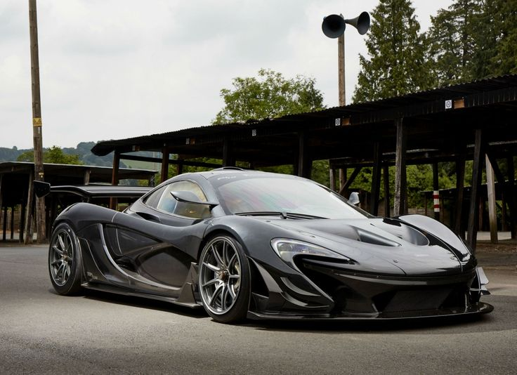 Superior Meet The McLaren P1 LM, A 986 Hp, High Downforce Grocery Getter