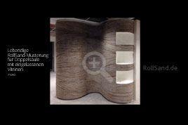 Rollsand Von Stoneslikestones Abb 71050 Steinpaneele Wandgestaltung Rollrost