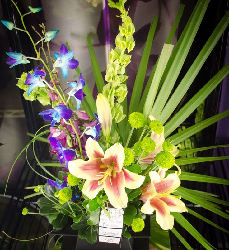 Need fresh flowers for that hospital visit? We are the closest flower shop to the hospital in the South. #YYC