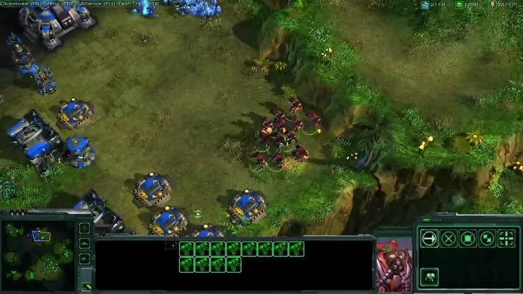 StarCraft II: Wings of Liberty - Terran