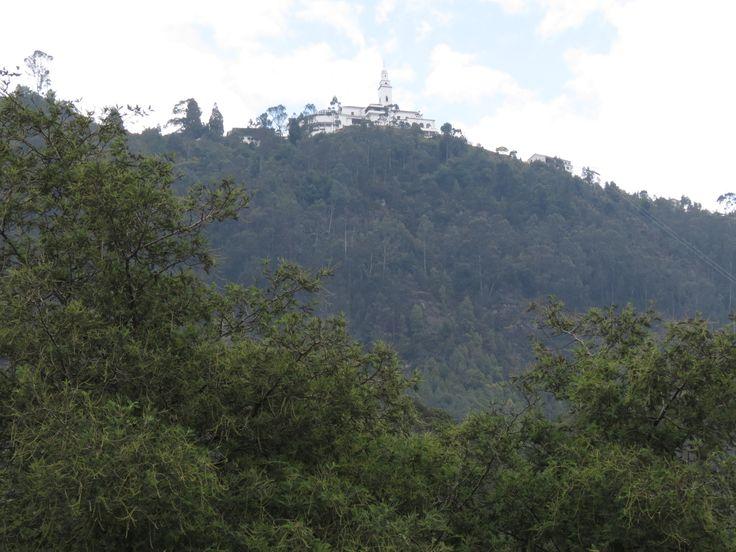 Cada vez más cerca de las estrellas, Santafé de Bogotá.