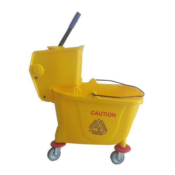 Single Bucket Standart A - Yellow.  - Type:302KL-32STBKN - Capasitas :32 L, 36L - Wringer:Side Press - Color:Yellow - product size :50X39X65CM - Harga per Unit.  http://alatcleaning123.com/ember/1683-single-bucket-standart-a-yellow.html  #ember #bucket #alatcleaning