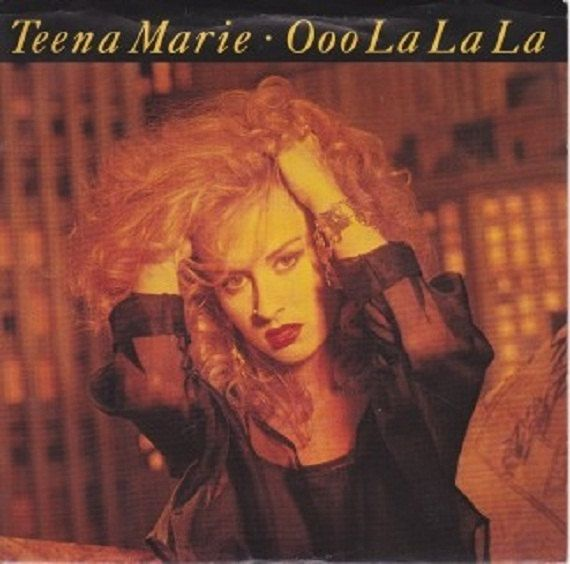 Teena Marie Ooo La La La by Acvintagevinyl on Etsy