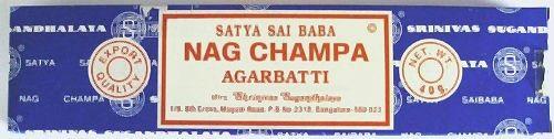 Nag Champa Incense Sticks 40gm ISNAGM