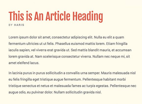Google font combinations that go beautifully together #typography #webdesign