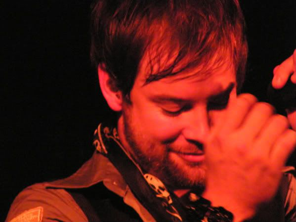 David Cook  OCT 09-09 Northern Lights (Clifton Park,NY) I was there.Second row....  <3 <3