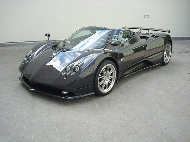 Pagani Zonda F Clubsport Roadster 1 of 25