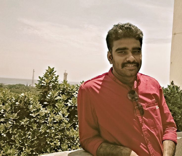 My Tamil actor.