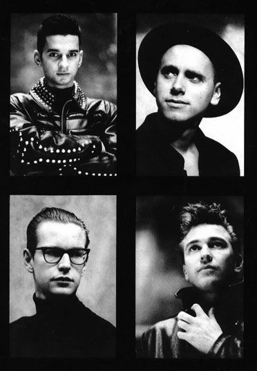 Depeche Mode at CNE Grandstand (Toronto, Ontario) on June 22, 1990.  Rained for most of the show and it seemed like a lot of the show was being lip-synced.  However, this tour supported the album (Violator) that got me into DM.