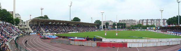 Stade Jean-Bouin #Paris