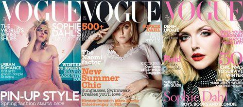 Sophie Dahl : De mannequin grande taille à mannequin dans Vogue | Vivelesrondes !