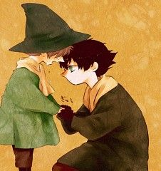 The Joxter and Snufkin