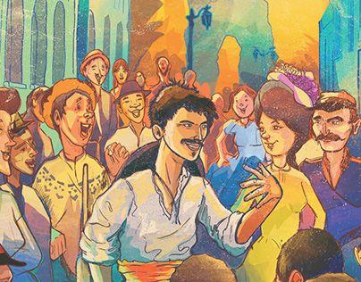 "Check out new work on my @Behance portfolio: ""Illustration magazine - Patrimonio de Chile - Dibam"" http://be.net/gallery/54648979/Illustration-magazine-Patrimonio-de-Chile-Dibam"