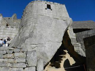 Machu Pichu e Huayna Pichu   Os caminhantes