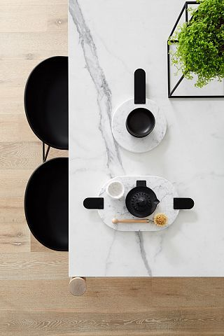 Statuario Matte. Maple Apartments. Melbourne, VIC.  Maximum Porcelain sheets