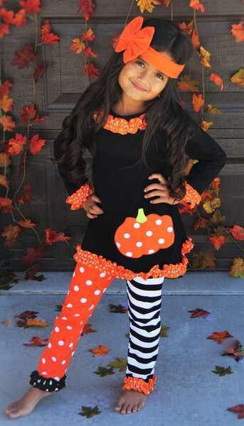 Clearance: Toddler Girls Halloween Dress by MyLittleObsessions1