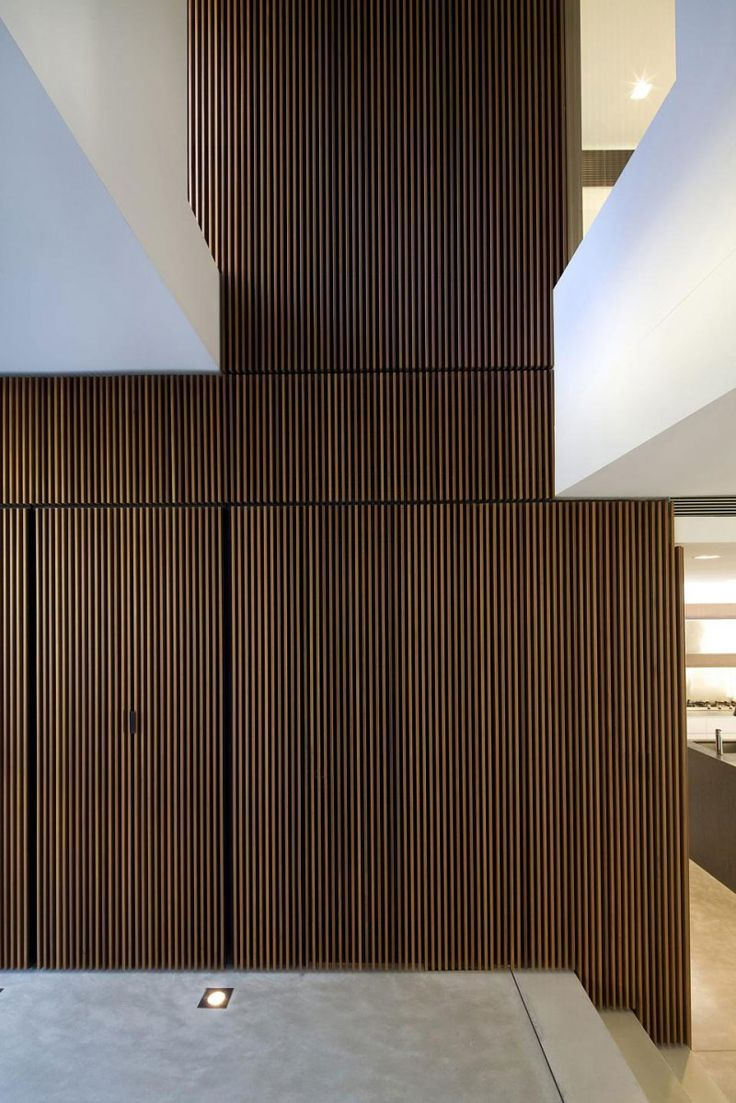 Contemporary Wood Paneling For Walls : Best ideas about modern wall paneling on pinterest