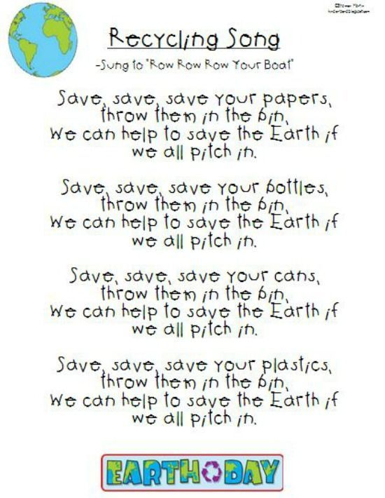 earth day poems for kids - photo #14