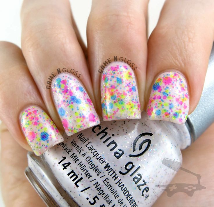 2182 best nail polish ideas images on pinterest nail polish pretty neon nails for summer ig gamengloss fb game n gloss prinsesfo Choice Image
