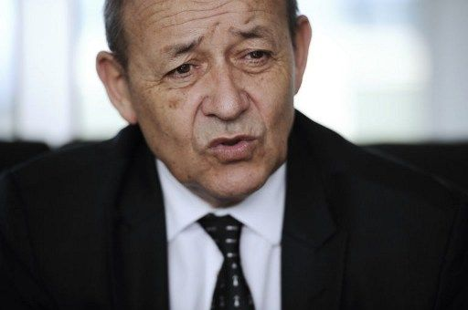 """FRANCE: Jean-Yves Le Drian,  Minister of Defence and Veterans Affairs under Prime Minister Jean-Marc Ayrault since 2012.  He served as Minister of the Sea under the government of Prime Minister Édith Cresson from 1991 to 1992.  As Minister of Defence, he has been managing the withdrawal of French troops from Afghanistan and the deployment of French troops in the ongoing Northern Mali conflict and Operation Barkhane.  Rumored to be Times """"Man of the Year"""" for 2014."""