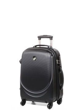 Valise cabine rigide Mercure 2.0 - 55 cm Noir