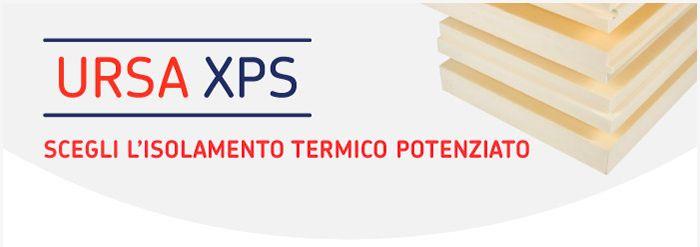 Scegliere l'isolamento termico potenziato URSA XPS significa privilegiare un prodotto ad  elevate prestazioni pone grande attenzione alla sostenibilità ambientale