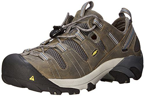 Keen Utility Men S Atlanta Cool Steel Toe Work Shoe On
