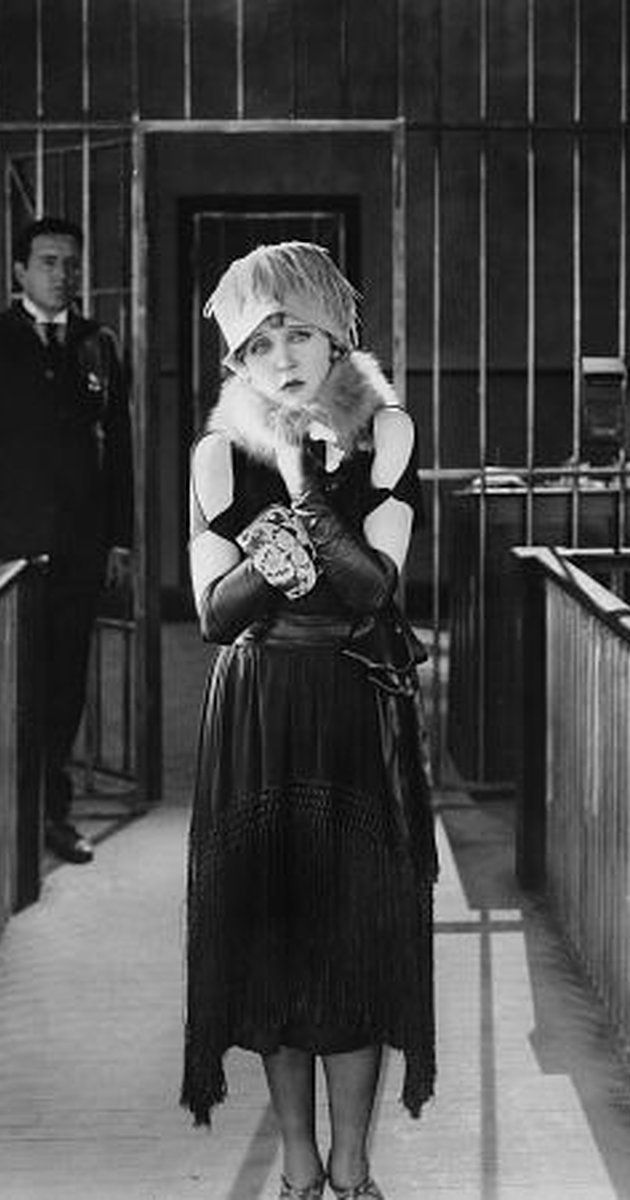 """Mae Murray in """"Peacock Alley"""" (1922)"""