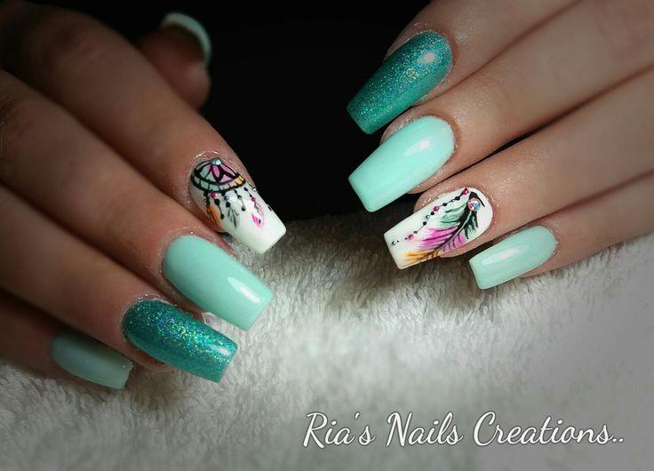CatchDreamer nail art