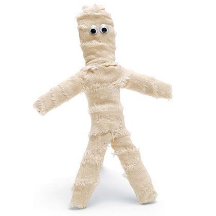 Mummie maken.