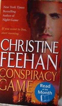 29 best books by christine feehan images on pinterest christine conspiracy game by christine feehan soft cover fandeluxe Choice Image
