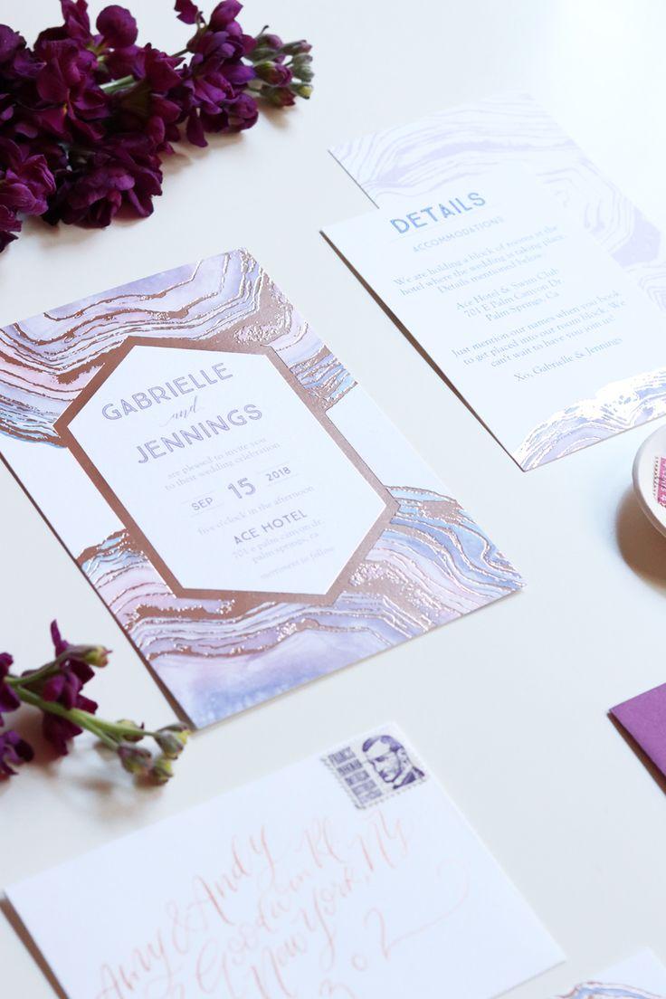 April 27 2018 wedding invitations