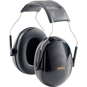 3M Peltor Junior Earmuff, Black