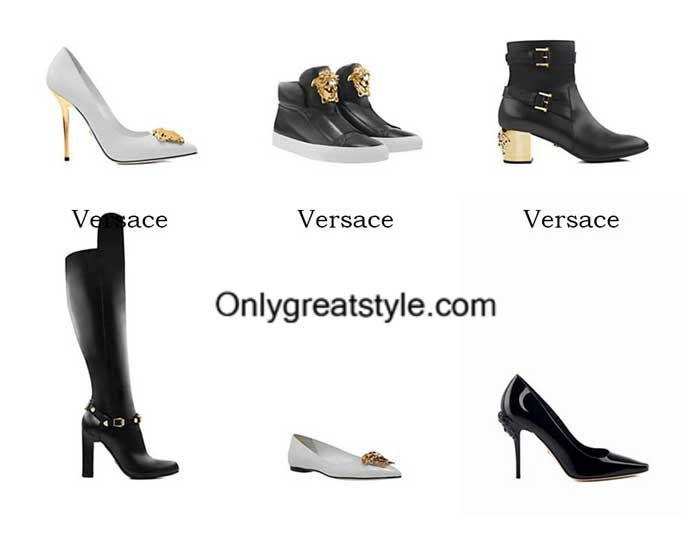 Versace shoes spring summer 2016 footwear for women