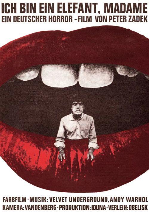 I'm an Elephant, Madame (1969) Peter Zadek