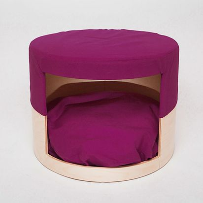 This purple bed / window looker. | Dog Ideas | Painting ...