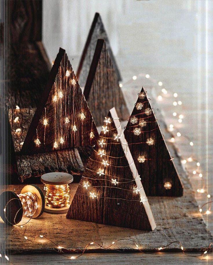 #christmasdecorationsdiy | Weihnachtsdekoration für ...